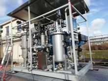 Demoanlage Dieselkraftstoff