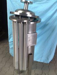 Filteranlage für Edelmetallkatalysator